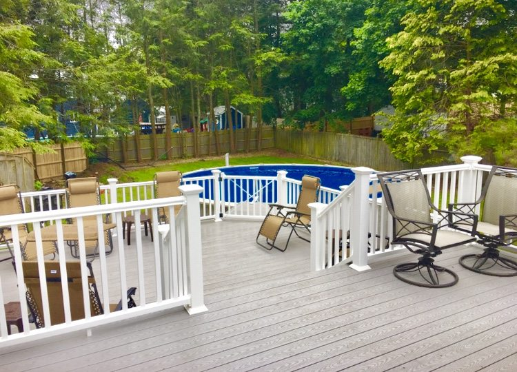 How to Repair or Replace Your Deck Prior to Summer